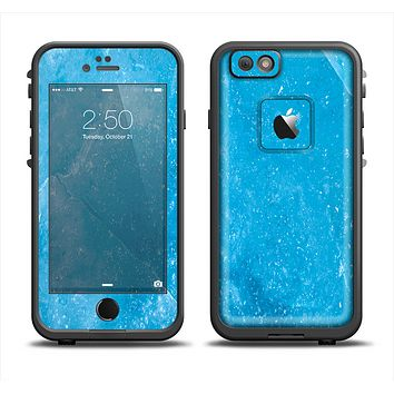 The Blue Ice Surface Apple iPhone 6 LifeProof Fre Case Skin Set