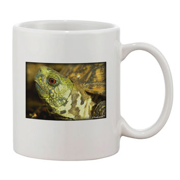 Menacing Turtle Printed 11oz Coffee Mug