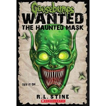 The Haunted Mask (Goosebumps Most Wanted)