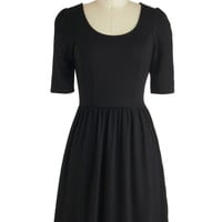 Pick of the Licorice Dress | Mod Retro Vintage Dresses | ModCloth.com