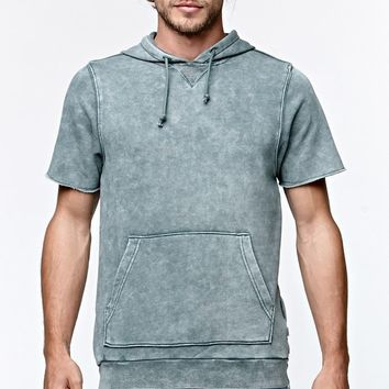 Altamont Vamo Short Sleeve Hoodie - Mens from PacSun
