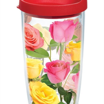 Coming Up Roses Tumblers and Water Bottles By Tervis