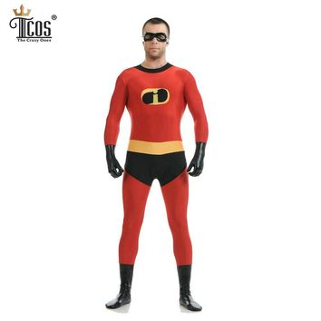 Incredibles  Costume  Cosplay  Costumes  Adult  Lycra