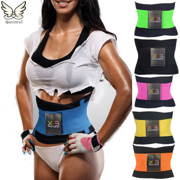 waist training corsets hot shapers waist trainer body shaper Bodysuit  Slimming Belt Shapewear women belt waist cincher corset