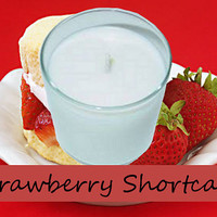 Strawberry Shortcake Scented Candle in Tumbler 13 oz