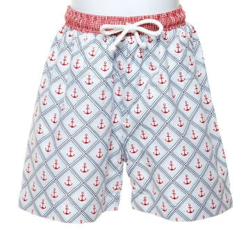 Three Sisters Anchor Baby Boys Swimsuit