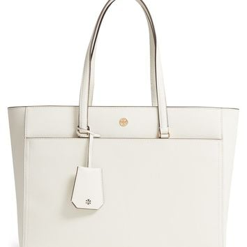 Tory Burch Robinson Leather Tote | Nordstrom