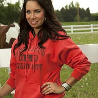 Cowgirl Tuff® Ladies' Barrel Racing Hoodie