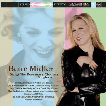 Bette Midler - Bette Midler Sings The Rosemary Clooney Songbook