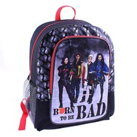 Disney's Descendants ''Born To Be Bad'' Backpack - Kids (Gray/Black)