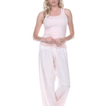 Jolie Satin Pant With Draw String by PJ Harlow
