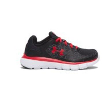 Under Armour Boys' Pre-School UA Velocity Grit Running Shoes