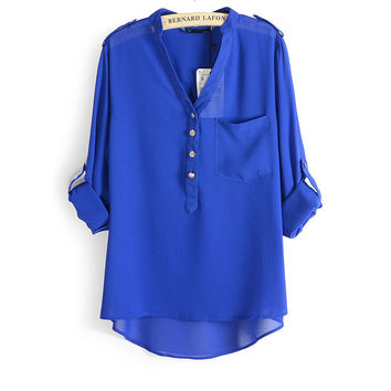 Summer Women's Top [6259219972]