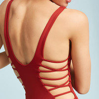 L Space Ricki Strappy One-Piece