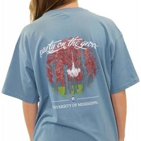 Ole Miss Party on the Grove Tee