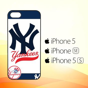 Yankees Baseball Z3285  iPhone 5|5S|SE Case
