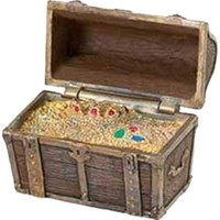 Safari Ltd  Pirates Treasure Chest Figure