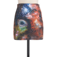 That's My Galaxy Skirt | Mod Retro Vintage Skirts | ModCloth.com