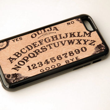 Halloween Phone Case, Ouija Board Phone Case, Board Game Phone Case Tough Custom Phone Case + Hybrid Phone Cover, iPhone 6 Case Hipster SE