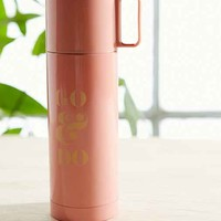 Go & Do Insulated Flask- Pink One