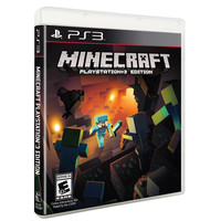 Minecraft for Sony PS3