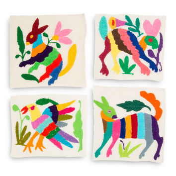 Otomi Coaster Set