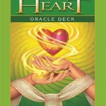 The Psychic Tarot for the Heart Oracle Deck TCR CRDS/P