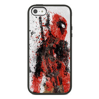 Deadpool Dc Comic Superheroes iPhone 5 Case