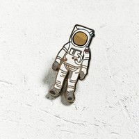 Pintrill Classic Astronaut Pin | Urban Outfitters