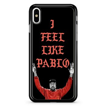 I Feel Like Pablo iPhone X Case