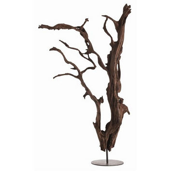 Arteriors Home Kazu Dragon Tree Root/Iron Floor Sculpture