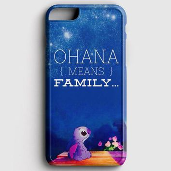 Lilo And Stitch iPhone 7 Case