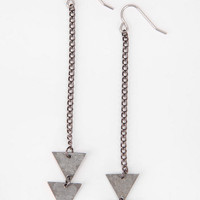 Urban Outfitters - (of)Matter Jewelry for Urban Renewal Double Arrow Earring