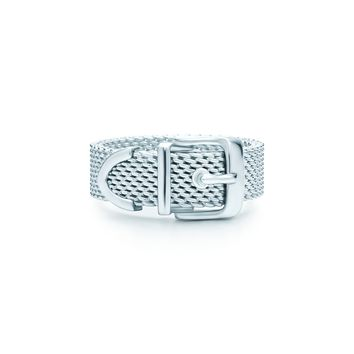 Tiffany & Co. - Tiffany Somerset™:Buckle Ring