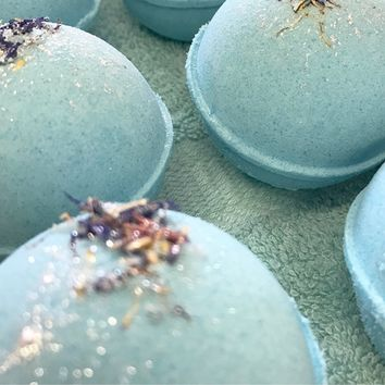 Small Bath Bomb - Assorted Scents!
