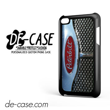 Truck Peterbilt DEAL-11410 Apple Phonecase Cover For Ipod Touch 4