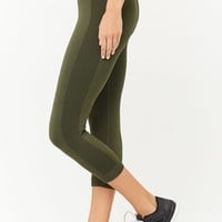 Active Seamless Capri Leggings