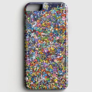 All Pokemon iPhone 8 Case