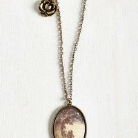 Long Storybook Short Necklace | Mod Retro Vintage Necklaces | ModCloth.com