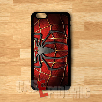 Spiderman Costume - zDD for iPhone 6S case, iPhone 5s case, iPhone 6 case, iPhone 4S, Samsung S6 Edge