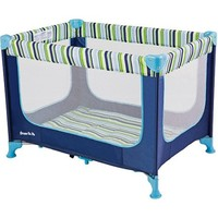 Dream On Me Zodiak Portable Play Yard, Navy - Walmart.com