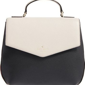 kate spade new york spencer court adaire convertible leather backpack | Nordstrom
