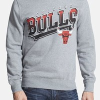 Men's Mitchell & Ness 'Chicago Bulls - Sweep' Graphic Crewneck