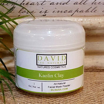 Kaolin Clay Facial Mask Powder