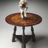 Butler Specialty Black And Tan Foyer Table - 2244283