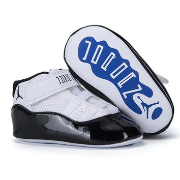 Jordan Girls Boys Children Baby Toddler Kids Child Durable Breathable Sneakers Sport Shoes