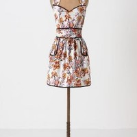 Winter Iris Apron-Anthropologie.com