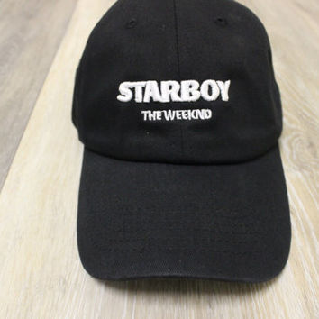 The Weeknd Starboy Hat Cap Merch XO/Starboy XO/I Feel Like Pablo/The Weeknd