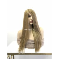 Balayage blond lace front wig - Ruth 318 14****