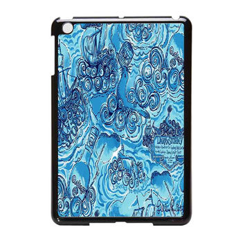 Lilly Pulitzer  Darknstormy iPad Mini Case
